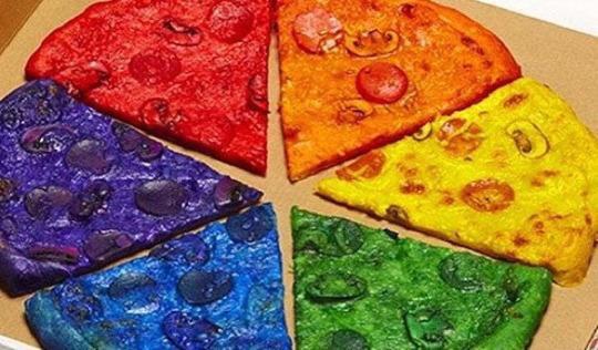 Inclusive Pizza.