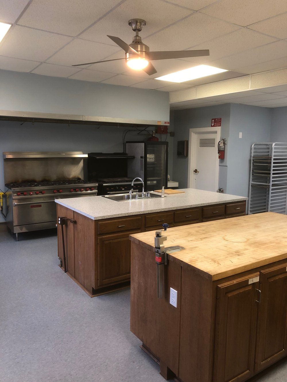 Commercial Kitchen Space For Rent In The Heart Of The Highlands