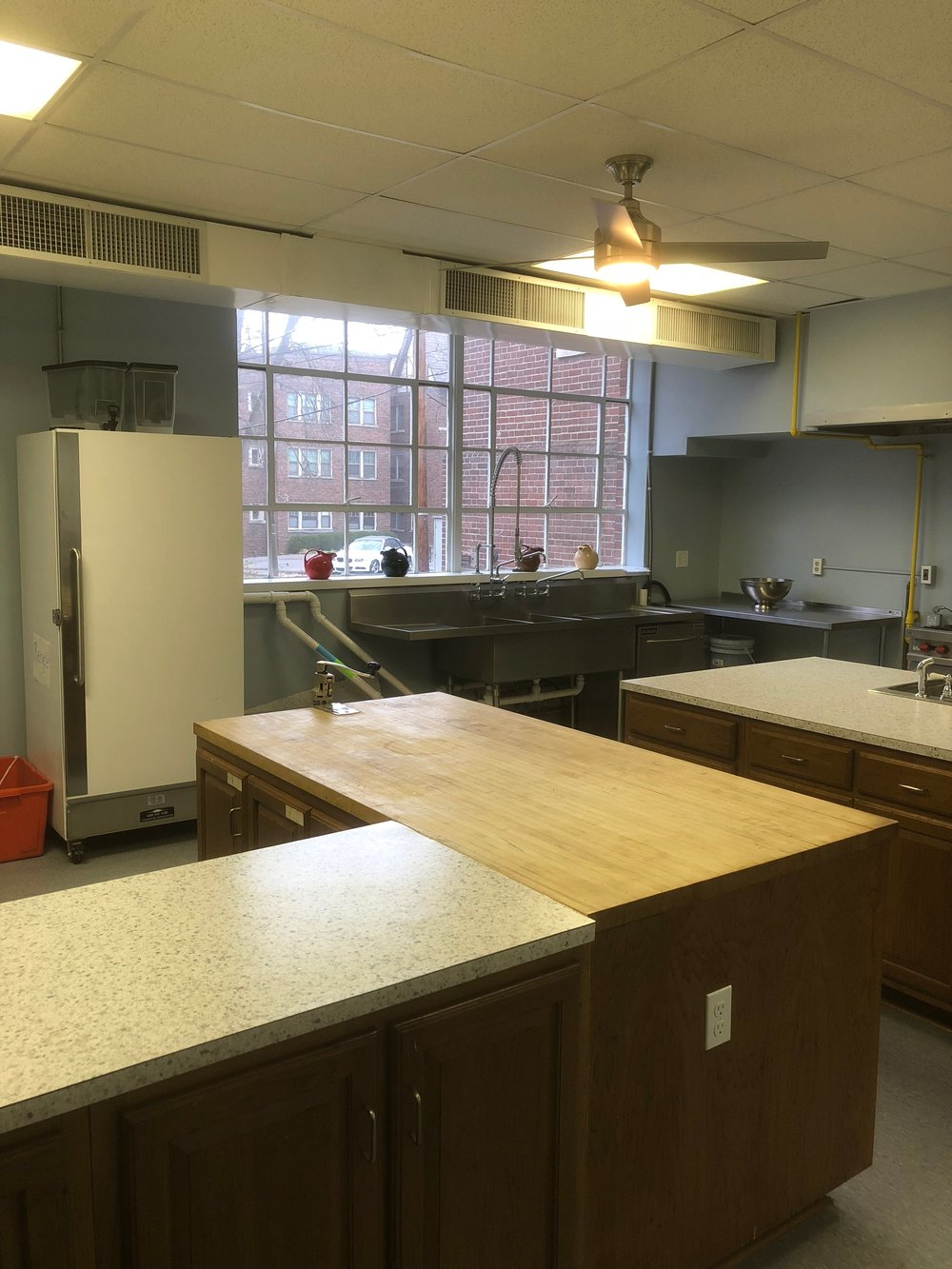 If Youu0027re Looking For Convenient Commercially Certified Kitchen Space To  Rent For Food Prep, Baking, Or Catering, We Have Space Available, ...