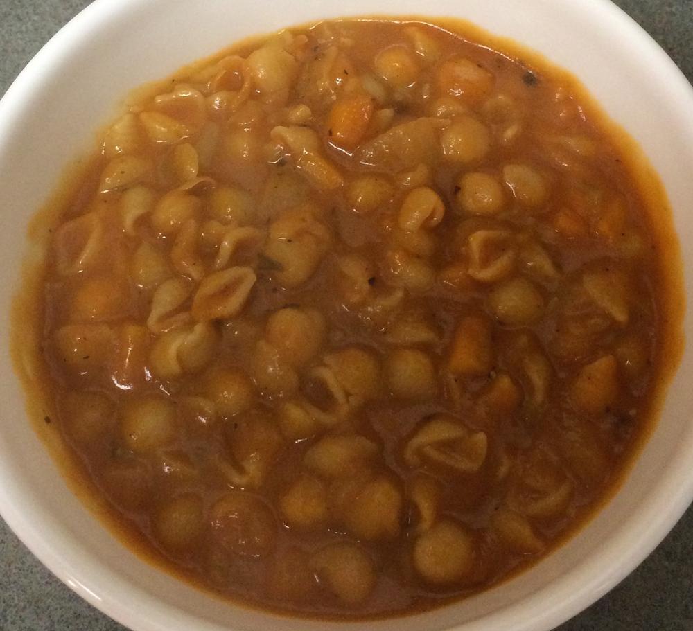 Chickpea, Pumpkin and Sage Stew