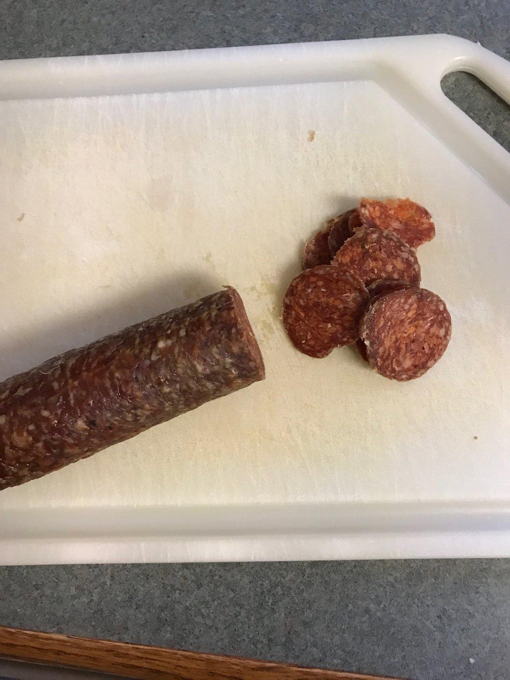 Underground Meats Pepperoni