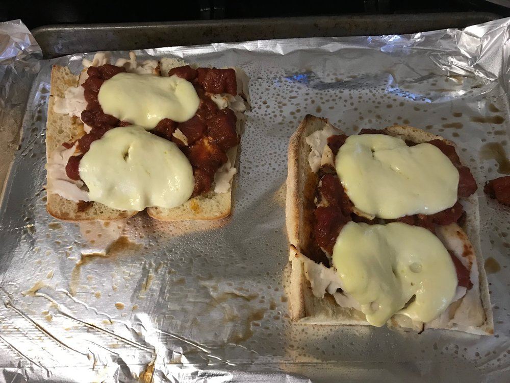 Baked Subs
