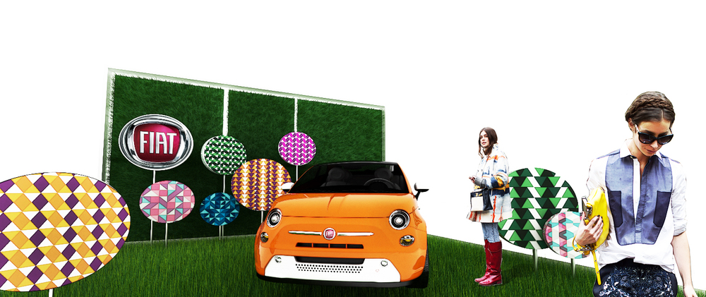 FIAT 500E ACTIVATIONS