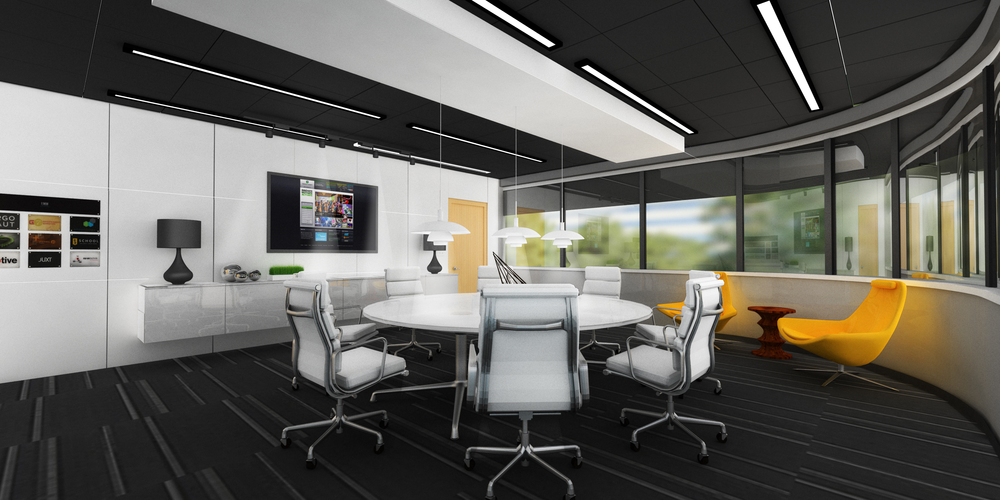 PROJECT WORLD WIDE EXECUTIVE CONFERENCE ROOM