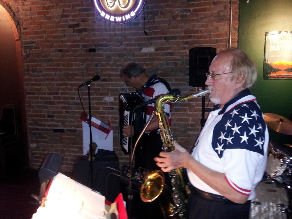 Our favorite polka trio returned for Memorial Day weekend.  We honestly can't get enough of the Pete Dunda Band (May 25, 2013).