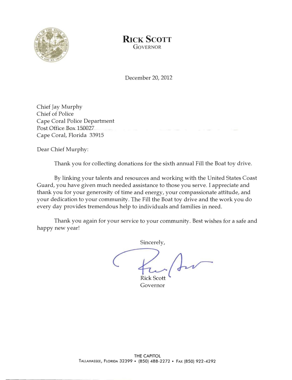 thank you letter to governor image collections letter format