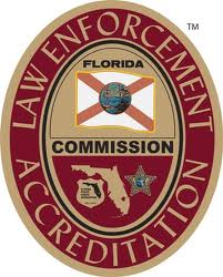 PHOTO:  Commission for Florida Law Enforcement Accreditation.  (Photo Courtesy of Commission for Florida Law Enforcement Accreditation)