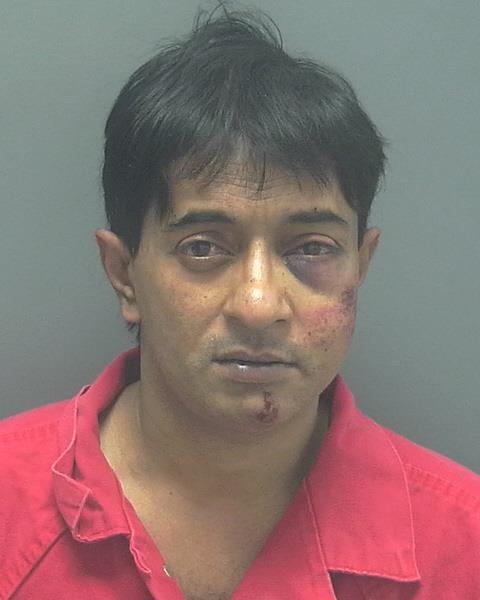 PHOTO:  ARRESTED:  Tariq Khan, A/M, DOB: 05-20-1980, of 2135 SE 15 Place, Cape Coral.  (Photo Courtesy of LCSO)