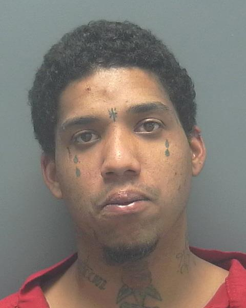 "ARRESTED :  Juan C. Roman ""Lunatic"" (W/M 03-01-85) of 912 SE 31st Ln., Cape Coral.  CHARGES :  Possession of Heroin."
