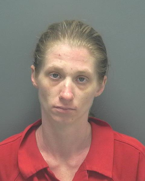 ARRESTED :  Jessica A. Johnson (W/F 11-22-85) of 1137 NW Juanita Place, Cape Coral.  CHARGES :  Possession of Heroin.