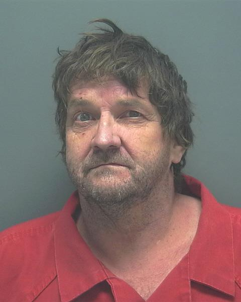 PHOTO:  ARRESTED:  Ricky Jay Towne, W/M, DOB: 02-12-1958, of 1122 Patterson Road, Cape Coral, FL.  CHARGES:  Aggravated Assault With a Deadly Weapon (Without Intent to Kill).  (Photo Courtesy of LCSO)