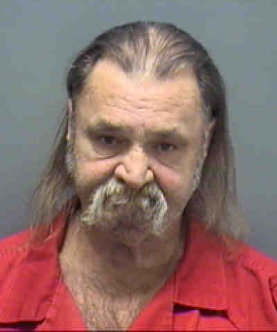 PHOTO:   ARRESTED :  Daniel E. Hunt, W/M, DOB: 08-09-1950, of 5937 SW 1st. Court, Cape Coral, FL.   CHARGES :  Aggravated Assault with a Firearm.  (Photo Courtesy of  LCSO )