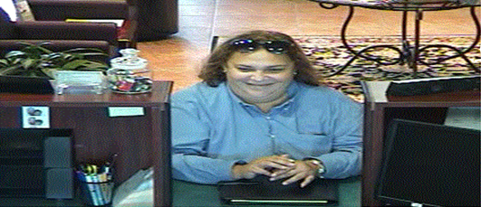 PHOTO:  The woman in the picture above is a suspect in several cases throughout South Florida, where she cashes stolen checks that have been stolen from the mail using fraudulent IDs.  (Photo Courtesy of Cape Coral Police Department)