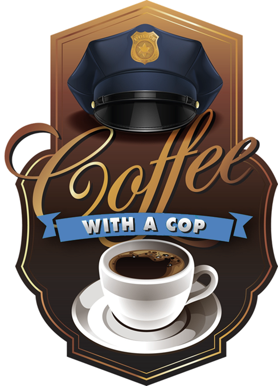 PHOTO: Coffee with a Cop logo. (Photo Courtesy of Cape Coral Police Department)