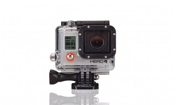 Action cameras like the GoPro can provide a first-person view or can allow us to get a camera into places where other cameras just wouldn't survive.