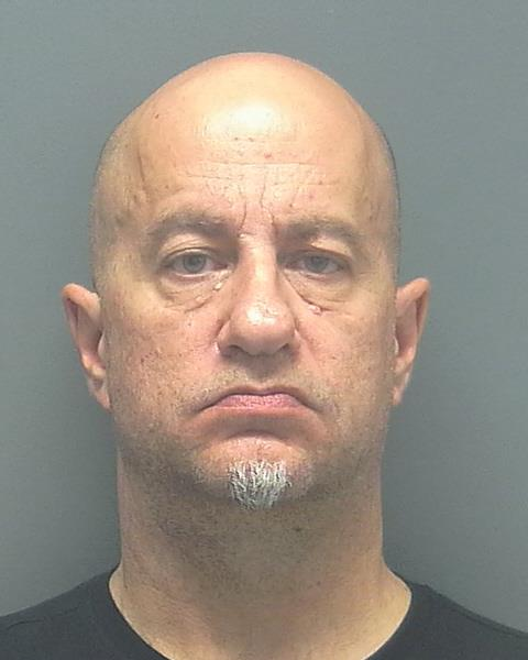 George Fredette (W/M 9-28-62) 3804 SE 11th Ave DUI: 14-015045 Ofc. M. Mills
