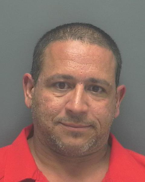 ARRESTED:  Jose Benitez, W/M, DOB:03-26-1969, of 1330 NE 20th Place, Cape Coral, FL. HARGES:  Robbery with a Firearm, Grand Theft, Assault w/ Intent to Commit a Felony (x3), Possession of Controlled Substance Without a Prescription, Trafficking in Opium Derivative.