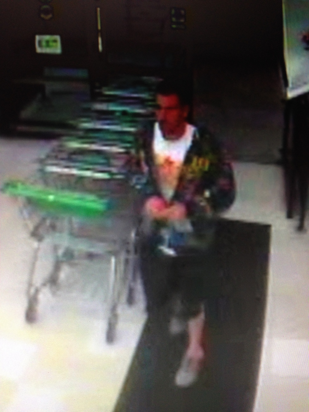 "PHOTO:  Surveillance still of robbery suspect. If you have any information on the identity of the suspect, please contact the Cape Coral Police Department at 239-574-3223. You can also submit an anonymous tip. Go to www.capecops.com/tips or text a tip- text CCPD+""Your Message"" to CRIMES (274637). Finally, you can call Crimestoppers at 1-800-780-TIPS.  (Photo Courtesy of Cape Coral Police Department)"
