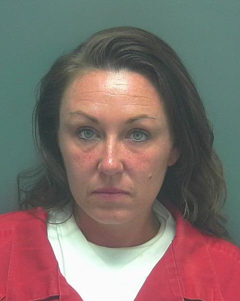 ARRESTED:  Julie Ann Kovach, W/F, DOB: 10-06-1975, of 1504 NE 15 Ln., Cape Coral, FL. CHARGES:  Grand Theft.