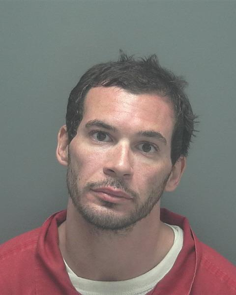 ARRESTED:  Travis James Schultz, W/M, DOB: 06-24-1983, of 4912 SW 17 Place, Cape Coral. CHARGES:  Burglary of a Dwelling and Criminal Mischief.