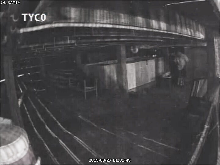 PHOTO:  Surveillance camera still of the suspect inside the business.  (Photo Courtesy of Cape Coral Police Department)
