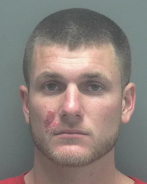 Jordan Tyler Simpson 2566 Endsley Rd., Cape Coral, FL. Possession of Cannabis <20 Ofc. P. Taylor: 15-009327 100 Cape Coral Pkwy. E.   Ofc. Taylor stopped Simpson in the 100 block of Cape Coral Pkwy E after Simpson's vehicle crossed two lanes of traffic while he was texting.  During the traffic stop Ofc. Taylor asked for consent to search the vehicle.  Cannabis was found.