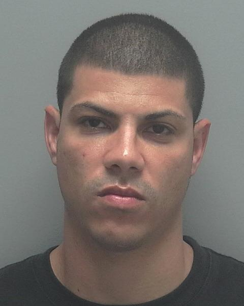 ARRESTED: Rui Manuel Carmo, Jr. (W/M 6-02-84) of 114 NW 2nd Ave., Cape Coral, FL. CHARGES: DUI CR#: 15-012357