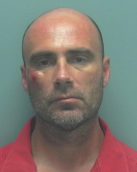 ARRESTED : Daniel O. Clapper (W/M 08-09-70), of 3608 Del Prado Boulevard S., Cape Coral, FL.  CHARGES : Vehicle Burglary & Grand Theft (x2)