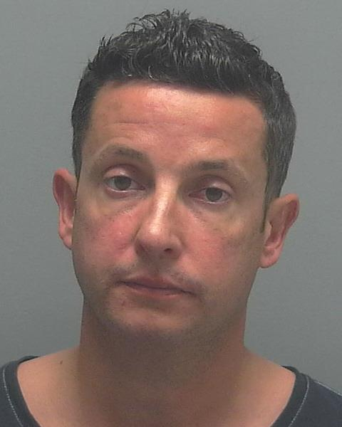 ARRESTED: Randall Normal Cales (W/M 11-15-78), of 407 SE 22nd St., Cape Coral, FL. CHARGES: DUI, Possession of Cannabis CR#: 15-014187