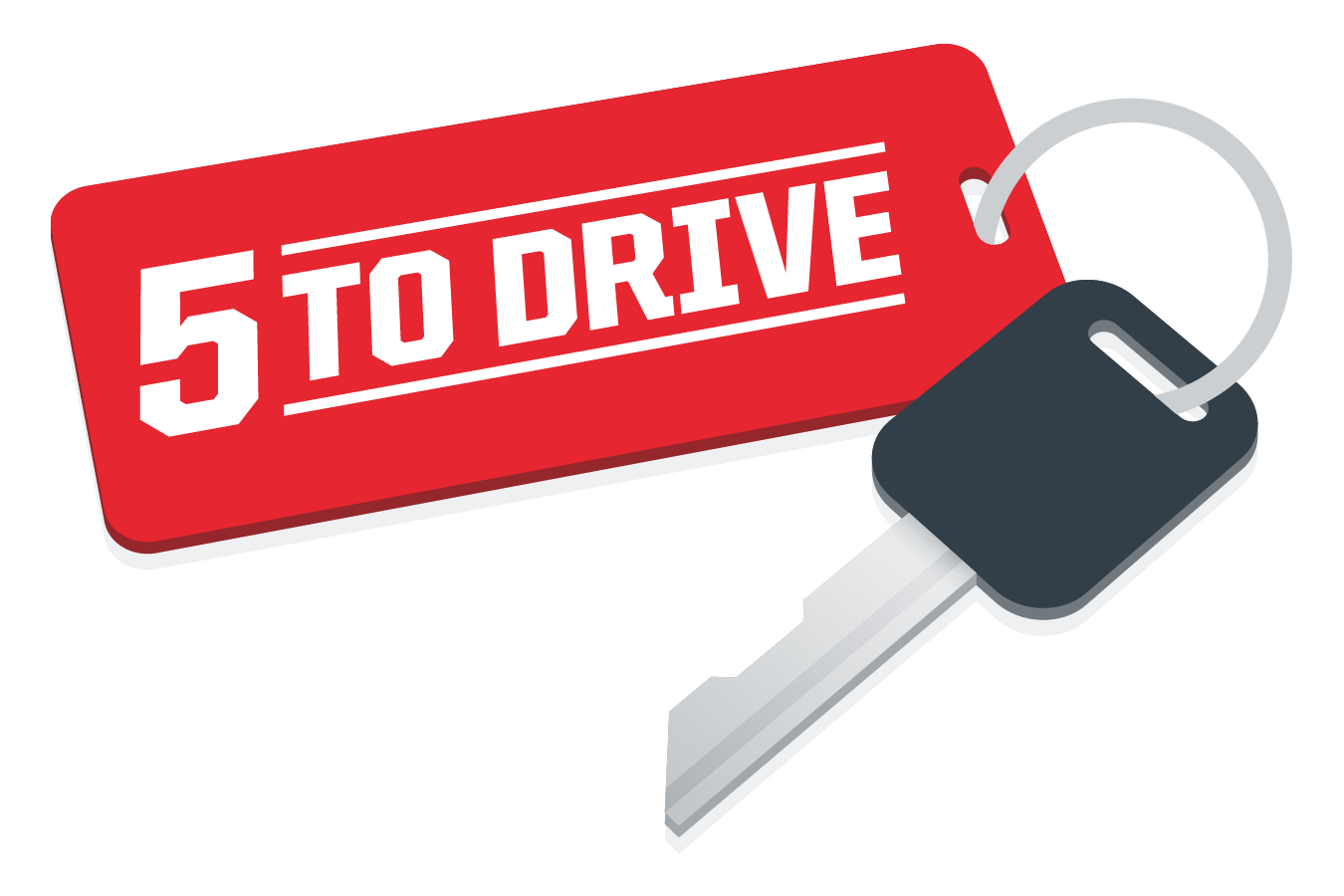 """5 to Drive"" Campaign Helps Parents Protect Teen Drivers; Teen Driver Safety Week. """