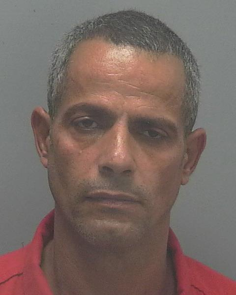 ARRESTED: Yhosvany Herrera Padron, H/M, DOB: 12-13-1971, of 611 NW 20th Street, Cape Coral, FL. CHARGES: Trafficking Marijuana CR#: 16-013875