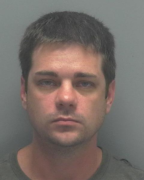 ARRESTED: Deegan F. Baker, W/M, DOB:06-01-1985, of 4166 Castilla Cir. #106, Ft. Myers, FL. CHARGES: DUI - Refusal, Carrying Concealed Firearm CR#: 16-014505