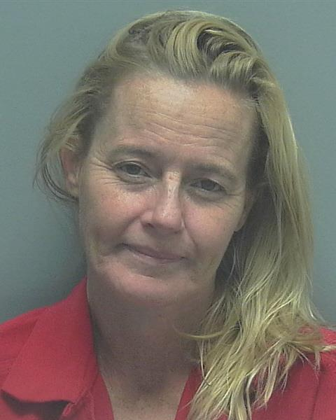 ARRESTED: Susan Rae Bordiuk, W/F, DOB: 7-7-1970, of 636 SE 13th Place #5, Cape Coral, FL. CHARGES: Aggravated Assault with a Deadly Weapon Without Intent to Kill CR#: 17-001958