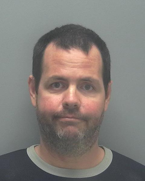 ARRESTED:  Aaron Gregory Hughey, W/M, DOB: 5-12-73, of 2134 Country Club Blvd, Cape Coral FL.  CHARGES:  Driving Under the Influence, Refusing Breath Test After Prior Refusal  CR#:  17-003312