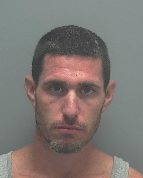 ARRESTED : Gerrit Jay Richelson, W/M, 9-19-1986, of 614 SW 47th Street #2, Cape Coral FL.  CHARGES :  Possession of Cocaine, Possession of Drug Paraphernalia (2 counts)  CR# : 17-007948