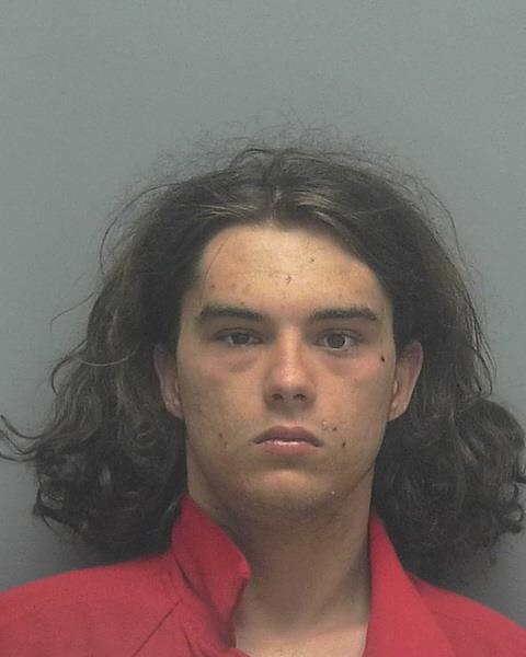 ARRESTED: Joseph A. Naro, W/M, 1-16-1997, of 2001 Buddy Lane, North Fort Myers FL. CHARGES:  Burglary of a Conveyance, Possession of Drug Paraphernalia CR#: 17-008308