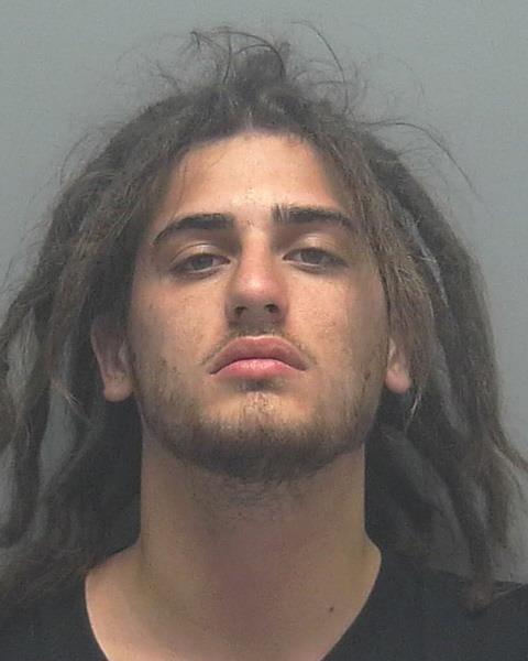 ARRESTED: Cameron Duffy - ARRESTED: Cameron Duffy, W/M, DOB: 09-23-1995, of Cape Coral, FL.CHARGES: Robbery-Home Invasion with a FirearmCR#: 17-000913
