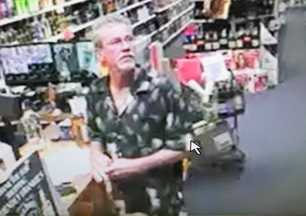 PHOTO:  Cape Coral Police Detectives are asking for the public's help identifying this man.  (Photo Courtesy of Cape Coral Police Department)