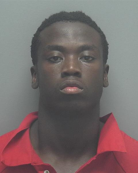 ARRESTED: Cedrick Leroy Thompson, B/M, DOB: 12-19-98, of 3205 24th St. SW, Lehigh Acres FL. - CHARGES: Aggravated Assault w/Deadly Weapon Without Intent to Kill (2 counts), Battery (Touch/Strike), Firing a Weapon in Public