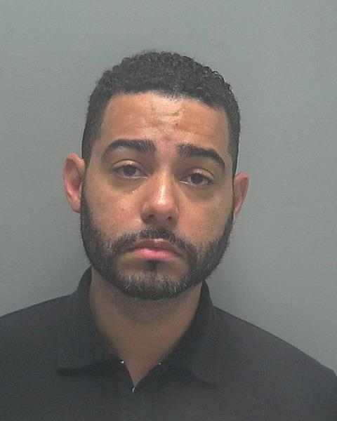 ARRESTED: Georges Anoine Abdou Hage, W/M, DOB: 9-14-82, of 3113 NW 19th Terrace,Cape Coral FL. - CHARGES: No Driver's License - Hage was stopped at the 3500 block of Chiquita Blvd. South for driving 65mph in a 45mph zone. A routine check revealed Hage had never had a driver's license.
