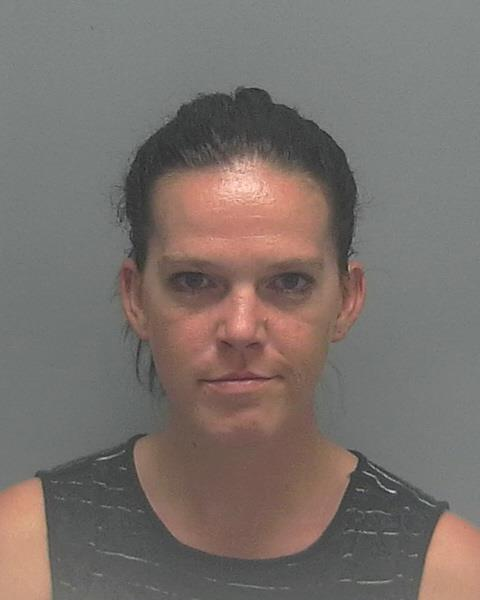 ARRESTED: MeghanKristina Pysher, W/F, DOB: 4-27-87, of 2733 NW 7th Terrace,Cape Coral FL. - CHARGES: Disorderly Intoxication in Public Place