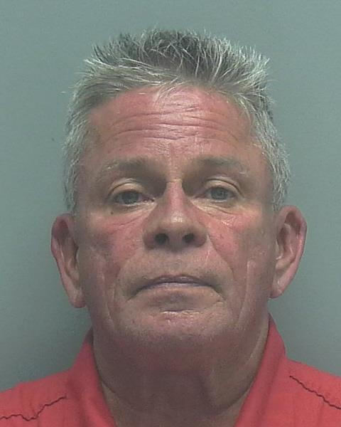 ARRESTED: Dale Russell Bonner, W/M, DOB: 2-1-1960, of 4842 Manor Ct. Apt.B, Cape Coral FL. - CHARGES: Possession of Marijuana With Intent to Sell Within 1,000 feet of a Park, Possession of a Firearm by Convicted Felon (2 counts), Possession of Controlled Substance Without Prescription (5 counts), Possession of Drug Paraphernalia, Trafficking in Hydrocodone