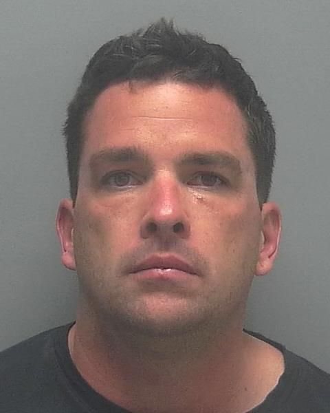 ARRESTED: Jeffrey Michael Simpson, W/M, DOB: 4-23-78, of 4540 Winkler Avenue,Fort Myers FL. - CHARGES: DUI With Property Damage (3 counts), Hit and Run (Leaving Scene of Property Damage), DUI with BAC Over .15