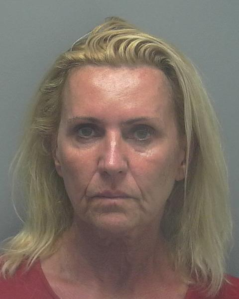 ARRESTED: Iveta Anna Sykora, W/F, DOB: 3-13-58, of 5510 SW 11th Ave, Cape Coral FL. - CHARGES: Driving Under the Influence, DUI W/Property Damage (2 counts)