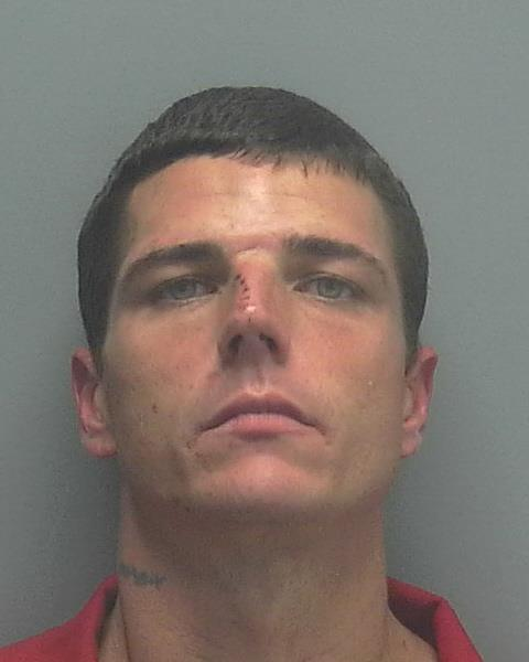 Justin Chandler, W/M, DOB: 01/27/1989, of 3415 Skyline Boulevard, Cape Coral - CHARGES: Criminal Mischief over $1000.00, Possession of a Controlled Substance without Prescription, Possession of Marijuana under 20 GramsCR#: 18-003655
