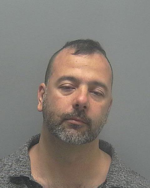 ARRESTED: Steven John Medeiros, W/M, DOB: 7-31-74, of 2912 W 42nd St, Lehigh Acres FL. - CHARGES: Driving Under the Influence