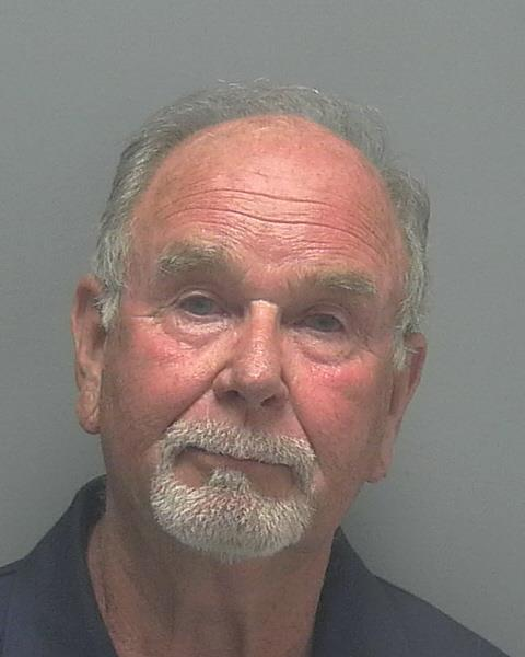 ARRESTED: Philip Hillman, W/M, DOB: 8-26-44, of 2909 SW 38th Terrace, Cape Coral FL. - CHARGES: Driving Under the Influence With BAC% Over .15%