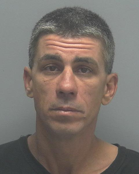 ARRESTED: Richard Allen VanPelt, W/M, DOB: 12-6-74, of 2137 W. Gardenia Circle, North Fort Myers, FL. - CHARGES: Driving Under the Influence, DUI Property Damage (4 counts), Possession of Drug Paraphernalia