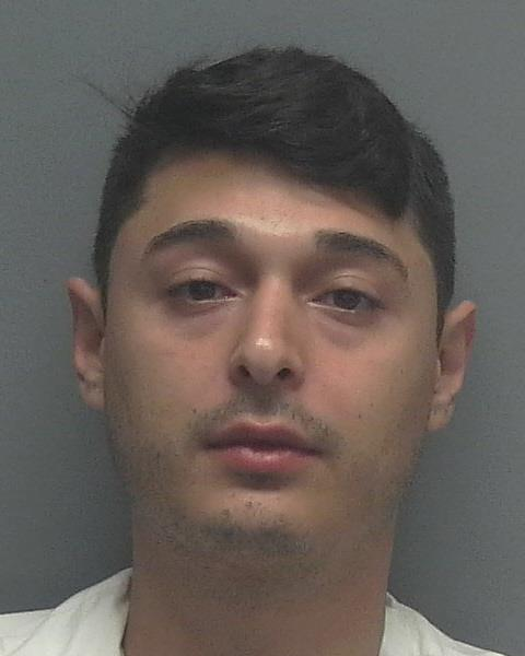 ARRESTED: Daniel Salazar, W/M, DOB: 3-7-91, of 3305 SW 15th Avenue, Cape Coral FL. - CHARGES: Driving Under the Influence With BAC% Over .15%