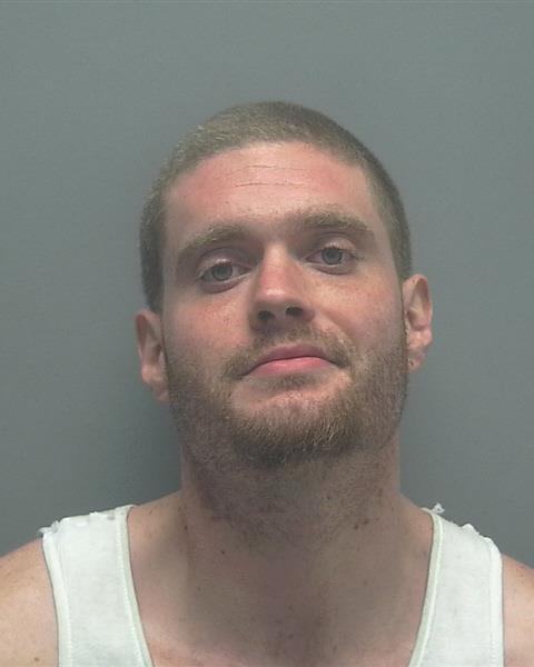 ARRESTED: Channing Austin Mietz, W/M, DOB: 1-12-90, of 4805 Knollwood Drive, Punta Gorda FL. - CHARGES: Carrying Concealed Weapon Without Permit, Failure to Appear for Felony Offense, Loitering/Prowling, False Name Given to LEO, Out of County Warrant